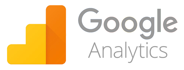 Google analytics logo bij RV Webdiensten