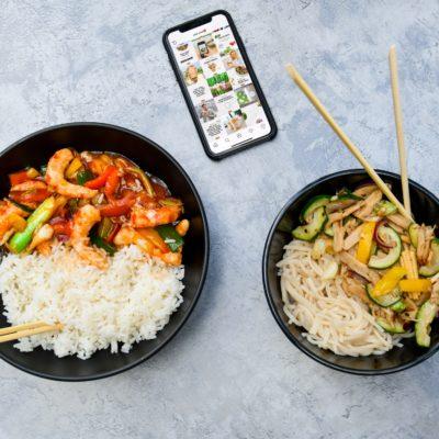 Fotografie food en gerechten voor horeca door RV Webdiensten
