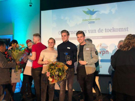 RV Webdiensten met Belofteprijs in Pijnacker-Nootdorp